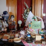 Gifts and Antiques vibrant vintage fair