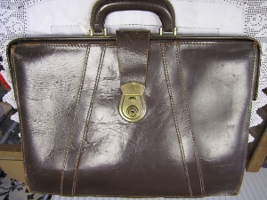 1970's briefcase