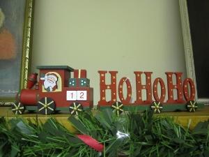 Ho Ho Ho train £9