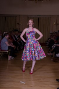 British made dress £50