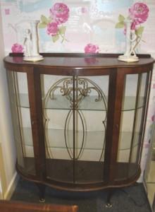 1970's vintage cabinet, £55