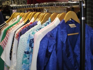 £1 vintage blouses