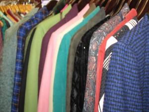 Vintage jackets £10